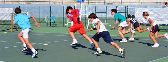 Tennis School Academy Portugal Spain Training Young
