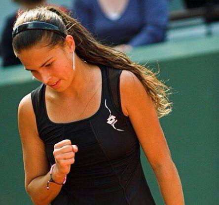 chantal skamlova Felner Tennis Academy WTA México
