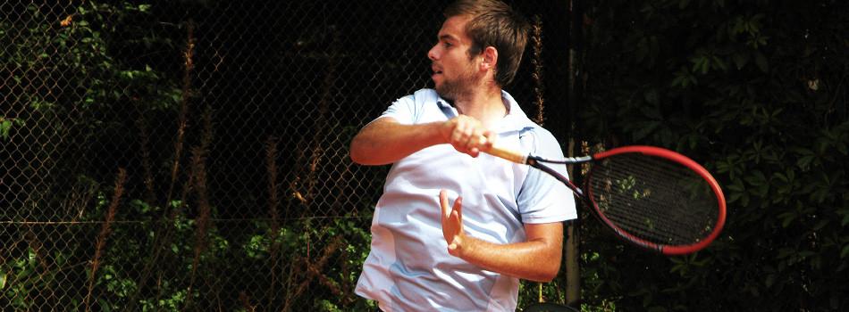 Romain Barbosa Felner Tennis Academy Elite Players