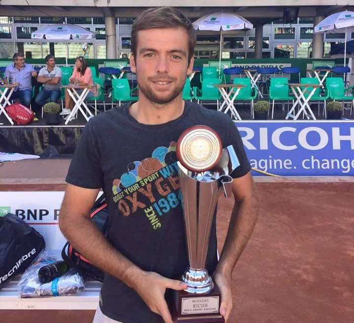 romain vence ITF1