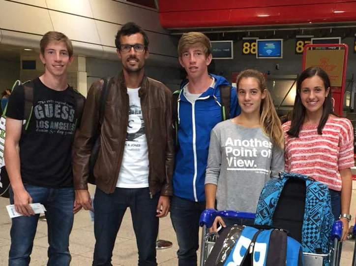 atletas FTA Marrocos