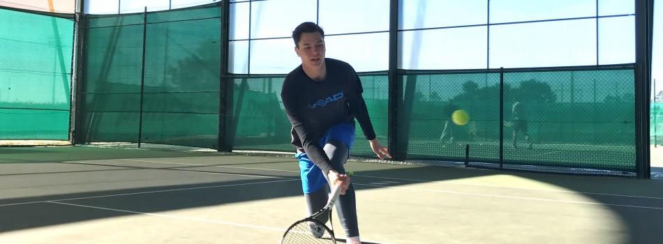 Marat Deviatiarov Felner Tennis Academy Elite Players