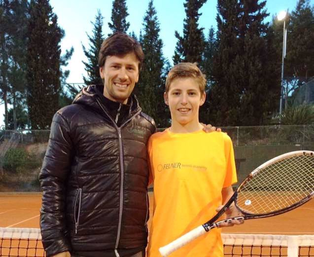 Henrique Brancal becomes a Regional Champion U16