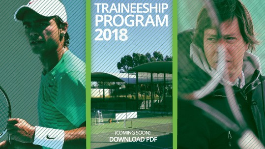 Traineeship Program 2018
