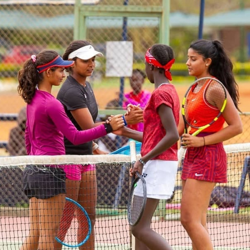 Sathwika Sama wins doubles ITF 15K Tournament Nairobi, Kenya