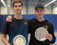 Rodrigo Deleu won ITF JR Tallin title in doubles