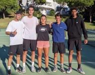 (Português) Comitiva FTA presente nos ITF's Juniores do Algarve