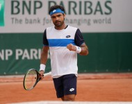 Frederico Silva falls short at the 2020 Roland Garros qualifying